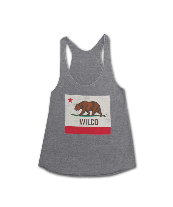 Women's Surfing Bear Tank