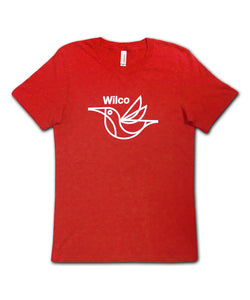 Red Hummingbird Tee