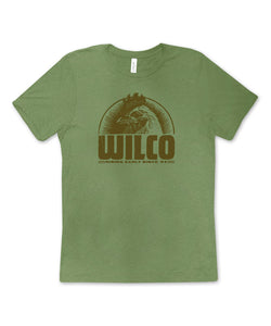 Green Rooster Tee