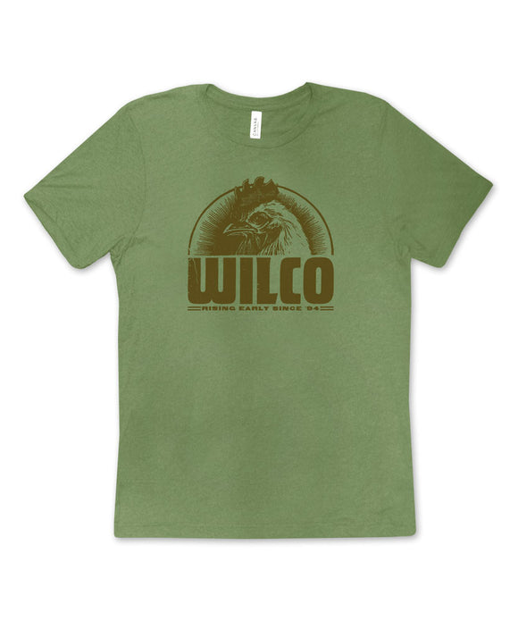 Green Rooster T-shirt