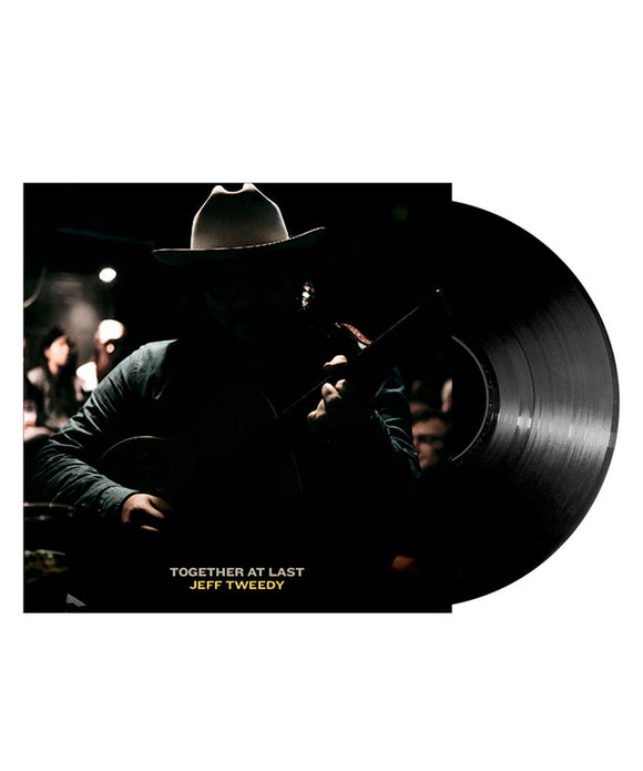Together At Last BLACK Vinyl LP [IRREGULAR]