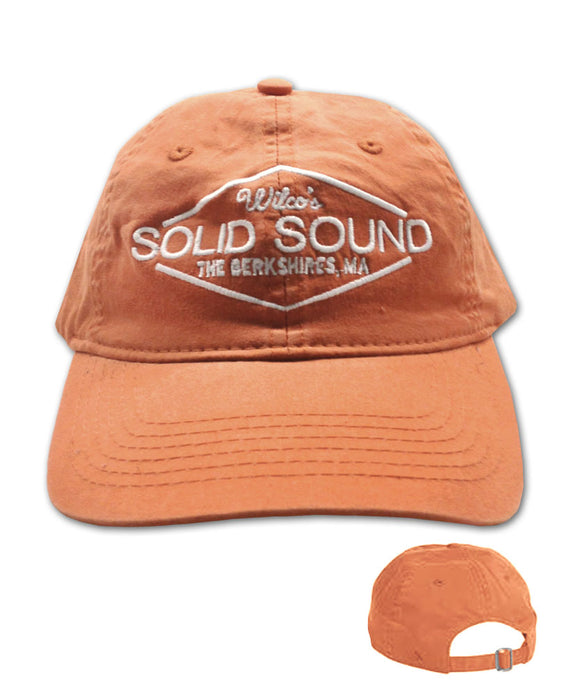 Solid Sound 2017 Embroidered Baseball Cap