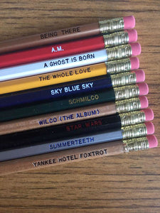 Wilco Case In Point Pencil Set