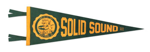 Solid Sound 2017 Pennant