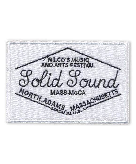 Solid Sound Festival 2017 Patch