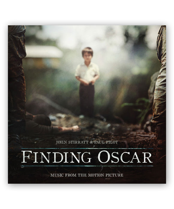 Finding Oscar Limited Edition CD