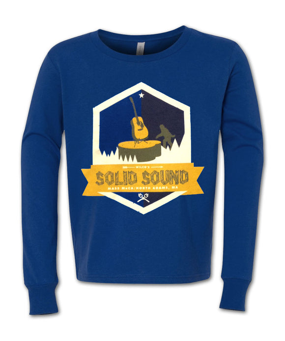 Camp Solid Sound Youth L/S T-shirt