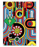 Chicago Pipe Dream #2 Poster + Roadcase