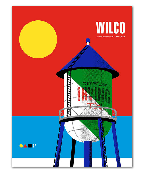 The Water Tower Poster