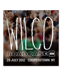 Roadcase 006 / July 28, 2012 / Cooperstown, NY