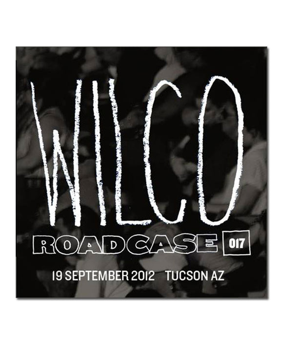 Roadcase 017 / September 19, 2012 / Tucson, AZ