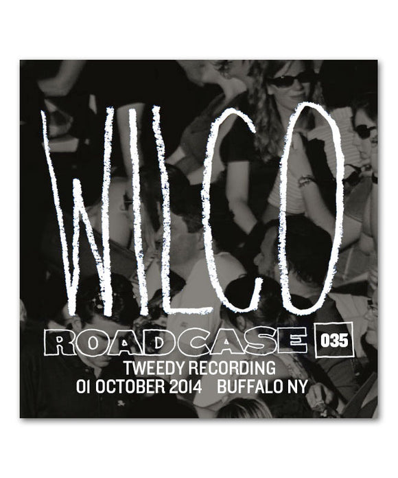 Roadcase 035 / October 1, 2014 / Buffalo, NY