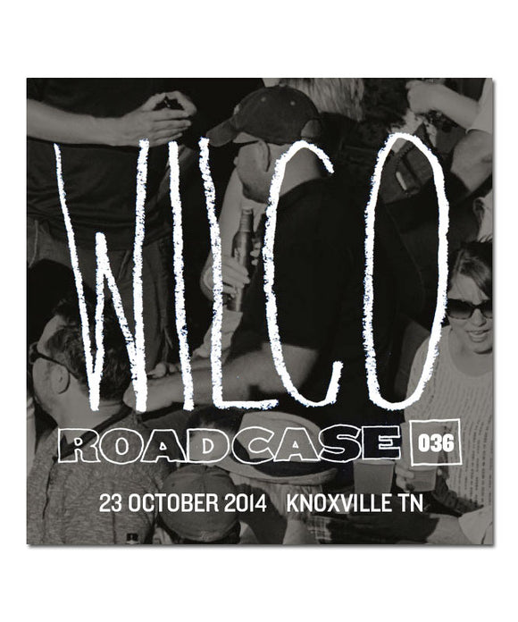 Roadcase 036 / October 23, 2014 / Knoxville, TN