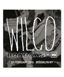 Roadcase 54  / February 5, 2016 / Brooklyn, NY