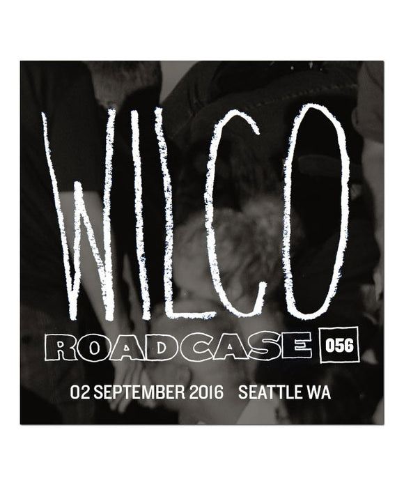 Roadcase 56  / September 2, 2016 / Seattle, WA