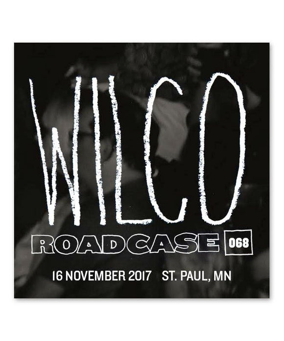 Roadcase 68 / November 16, 2017 / St. Paul, MN