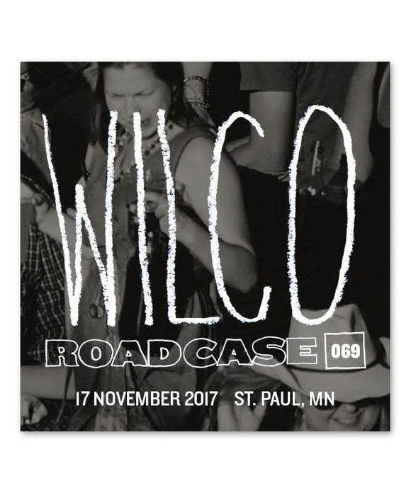 Roadcase 69 / November 17, 2017 / St. Paul, MN