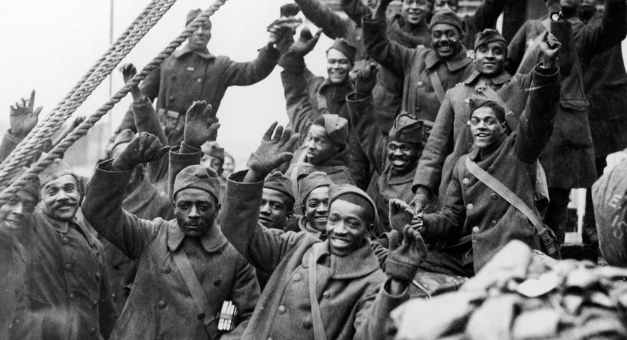 Black History Month: The Harlem Hellfighters