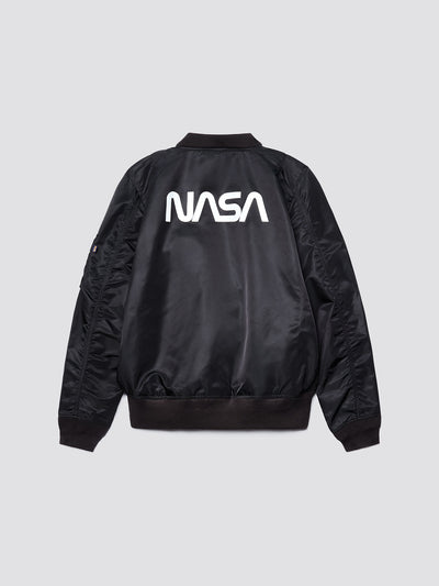L-2B HOODED NASA II FLIGHT JACKET