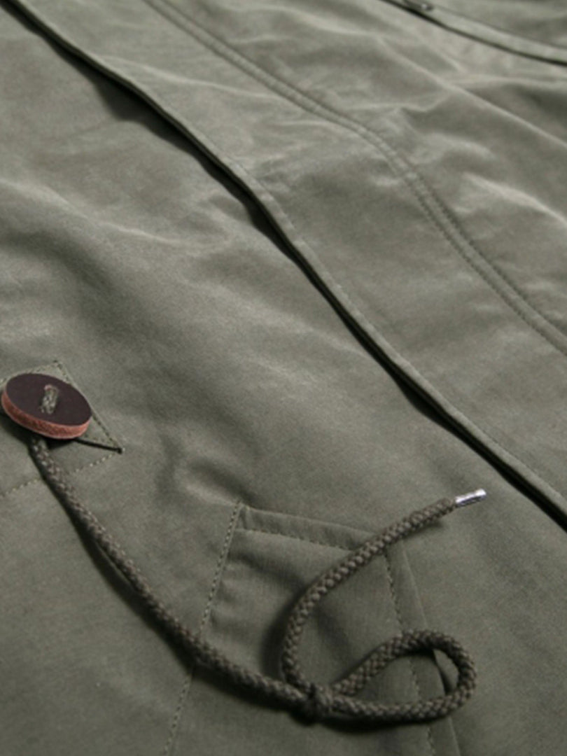ACE HOTEL'S RAIN JACKET OUTERWEAR Alpha Industries