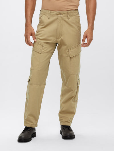 A.C.U. TYPE CARGO PANT BOTTOM Alpha Industries, Inc. KHAKI L