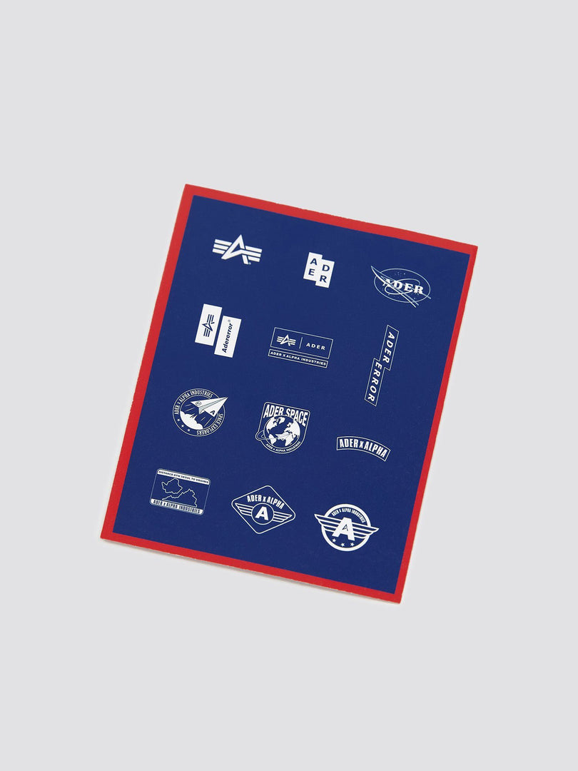 ADER ERROR X ALPHA SPACE BADGE ACCESSORY Alpha Industries, Inc.