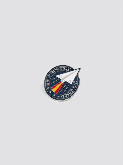 ADER ERROR X ALPHA SPACE EXPLORERS BADGE ACCESSORY Alpha Industries, Inc. NO COLOR O/S