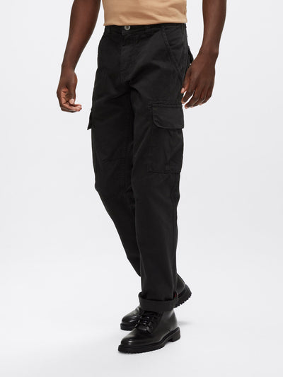 AGENT PANT BOTTOM Alpha Industries, Inc. BLACK 30