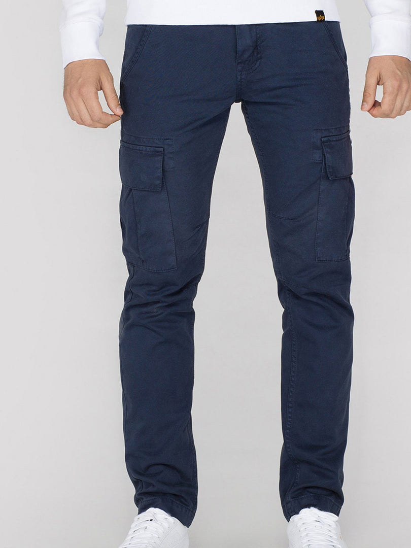 AGENT PANT BOTTOM Alpha Industries, Inc. REPLICA BLUE 30