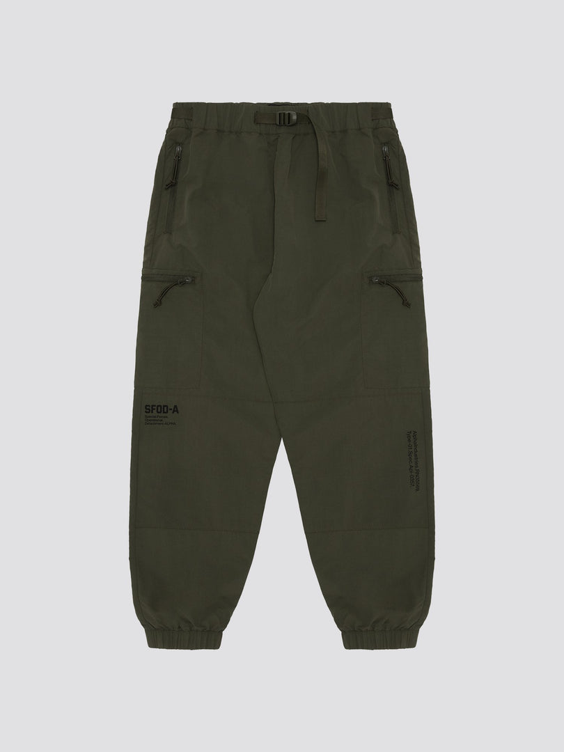 ALPHA ARMY TAPERED PANTS BOTTOM Alpha Industries, Inc. M-65 OLIVE L