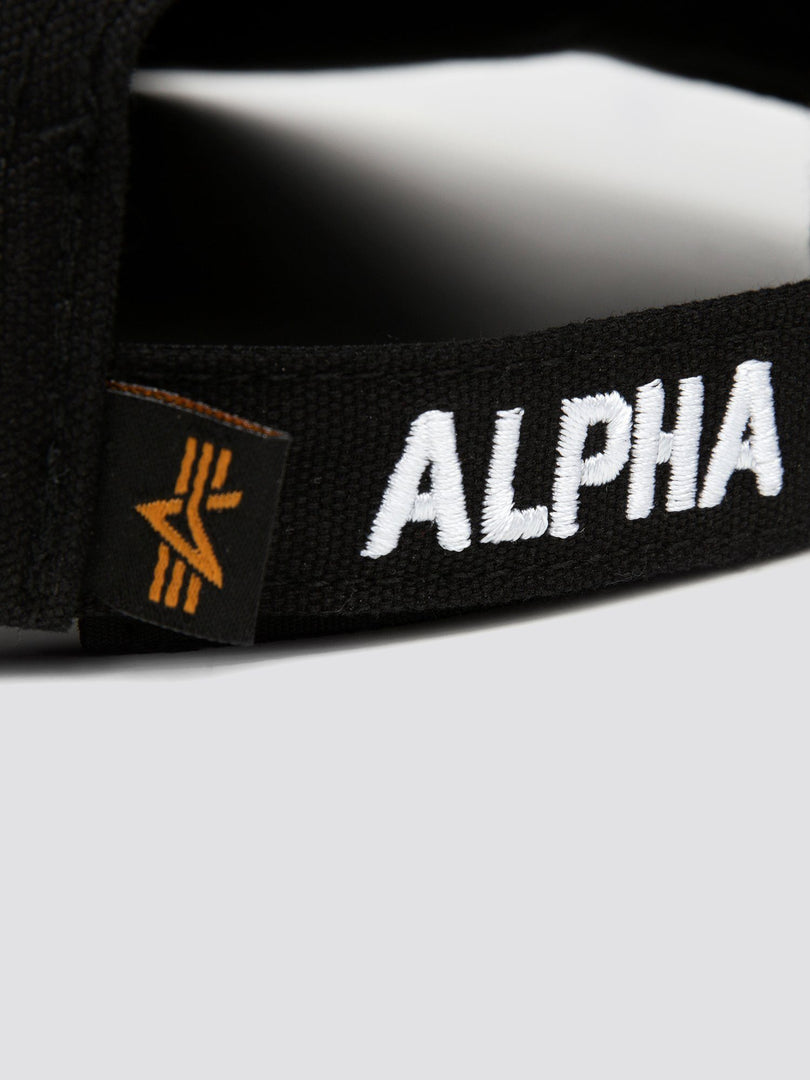 ALPHA CAP ACCESSORY Alpha Industries, Inc.