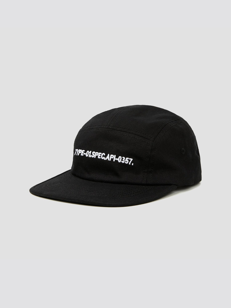 ALPHA CAP ACCESSORY Alpha Industries, Inc. BLACK O/S