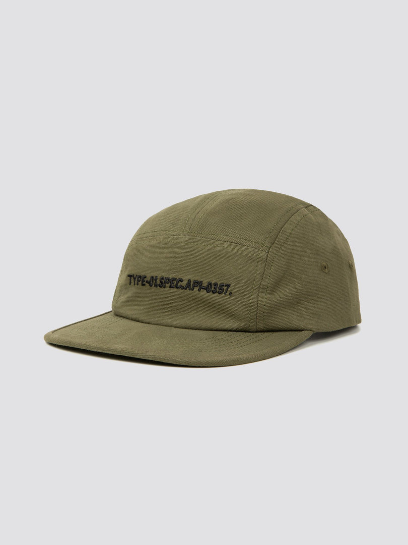 ALPHA CAP ACCESSORY Alpha Industries, Inc. M-65 OLIVE O/S