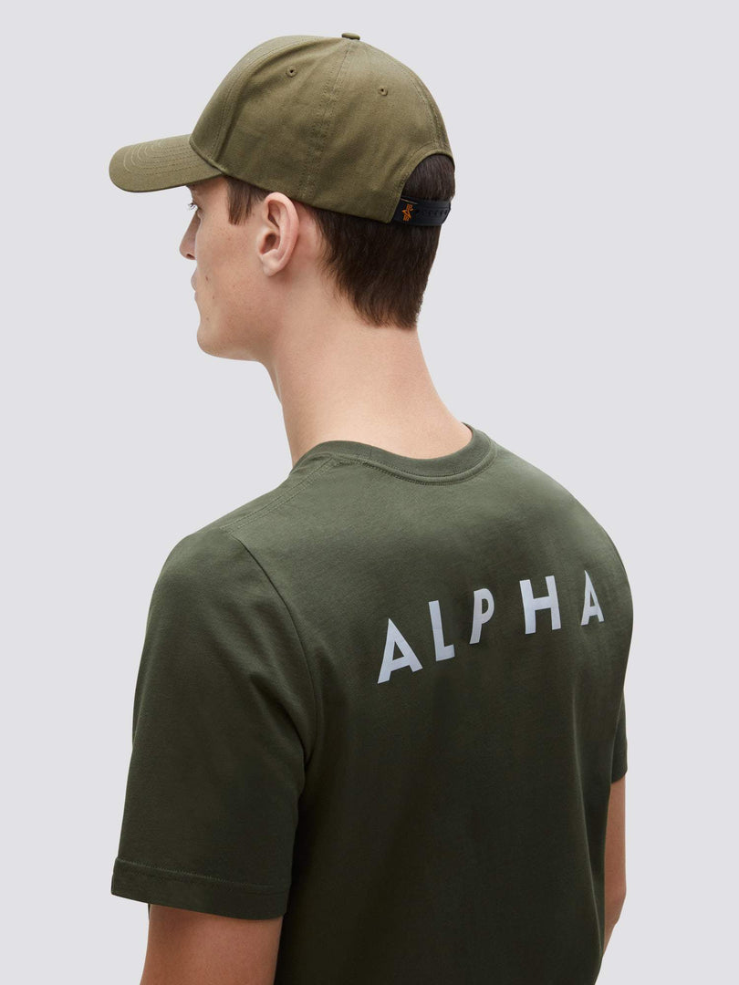 ALPHA EMBROIDERED CAP ACCESSORY Alpha Industries, Inc.