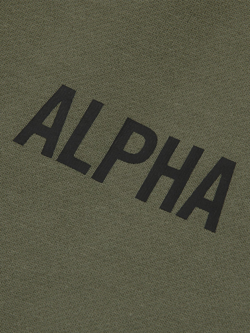 ALPHA HOODIE TOP Alpha Industries, Inc.
