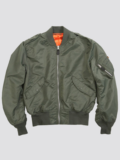 ALPHA L-2B BOMBER JACKET OUTERWEAR Alpha Industries SAGE GREEN 2XL