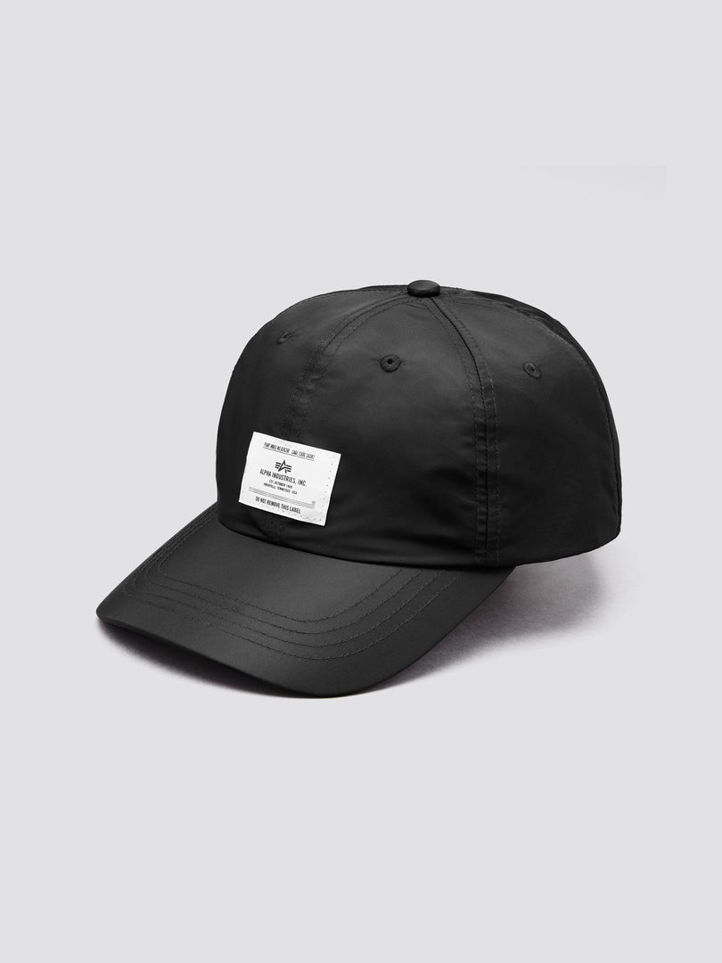 ALPHA NYLON CAP ACCESSORY Alpha Industries, Inc. BLACK O/S