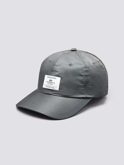 ALPHA NYLON CAP ACCESSORY Alpha Industries, Inc. GUNMETAL O/S
