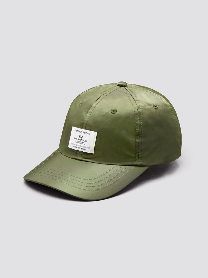 ALPHA NYLON CAP ACCESSORY Alpha Industries, Inc. SAGE O/S