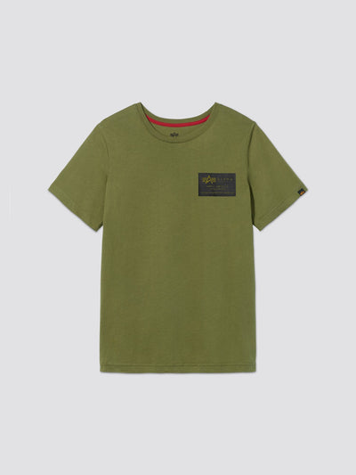 ALPHA STAMP TEE TOP Alpha Industries, Inc. OLIVE 2XL