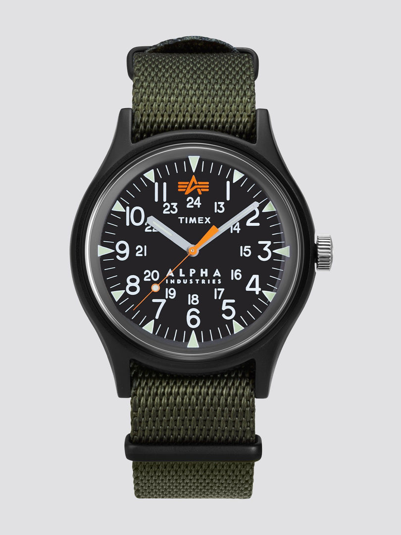 ALPHA X TIMEX MK1 MOD ACCESSORY Alpha Industries SAGE O/S
