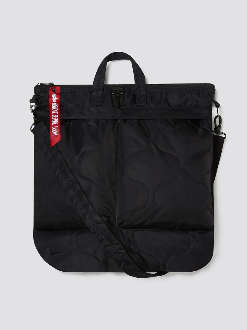 ALS HELMET BAG ACCESSORY Alpha Industries, Inc. BLACK O/S