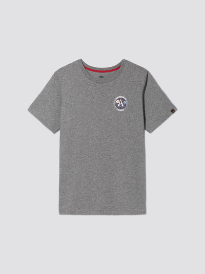 APOLLO II TEE TOP Alpha Industries, Inc. MEDIUM CHARCOAL HEATHER 2XL
