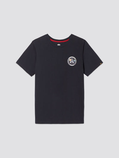 APOLLO II TEE TOP Alpha Industries, Inc. REPLICA BLUE 2XL