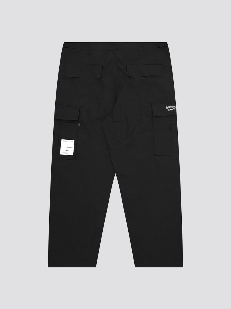 ARMY LOOSE CARGO PANTS BOTTOM Alpha Industries, Inc.