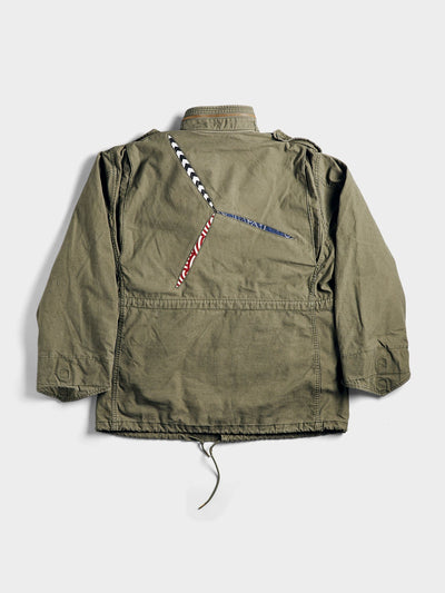 ATELIER & REPAIRS & ALPHA HAPPY FIELD JACKET OUTERWEAR Alpha Industries, Inc.