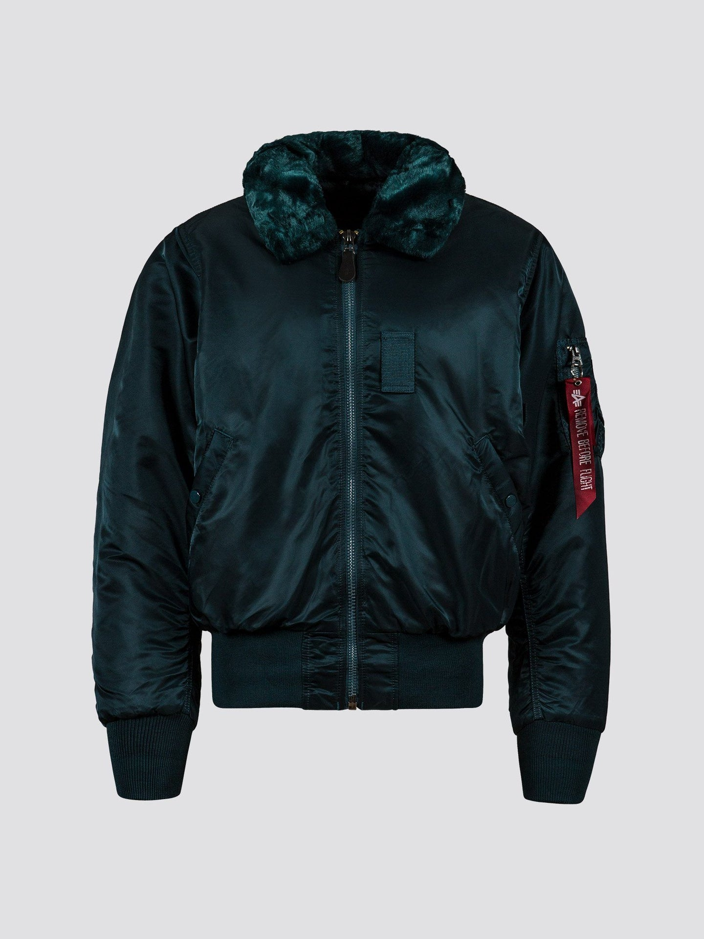 B-15 BOMBER JACKET (SEASONAL) OUTERWEAR Alpha Industries NAVY XS
