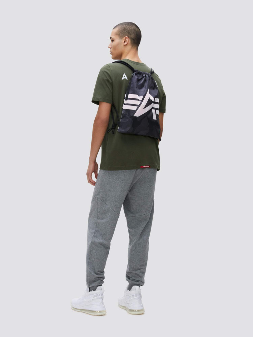 BASIC GYM BAG ACCESSORY Alpha Industries, Inc.
