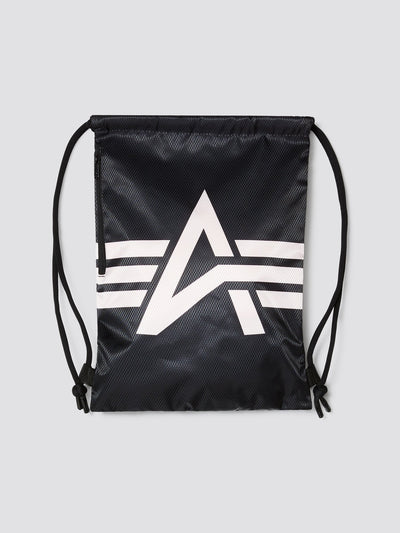 BASIC GYM BAG ACCESSORY Alpha Industries, Inc. BLACK O/S