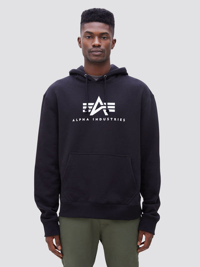 BASIC LOGO HOODIE TOP Alpha Industries